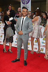 Aston Merrygold, Pride of Britain Awards, Grosvenor House Hotel, London UK. 28 September, Photo by Richard Goldschmidt /LNP © London News Pictures
