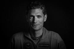 23. April 2014 PDG 2014<br /> Patrouille des Glacier 2014 Arolla<br /> Aufbau PDG, Portrait Piloten