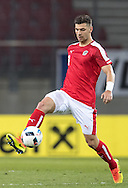 Aleksandar Dragovic of Austria during the International Friendly match at Worthersee Stadion, Klagenfurt, Austria.<br /> Picture by EXPA Pictures/Focus Images Ltd 07814482222<br /> 31/05/2016<br /> ***UK &amp; IRELAND ONLY***<br /> EXPA-GRO-160531-5353.jpg