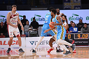 Wesley Sauders<br /> VL Pesaro - Vanoli Cremona<br /> Lega Basket Serie A 2018/2019<br /> Pesaro 16/12/2018<br /> M.Ciaramicoli | Ciamillo Castoria