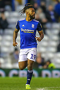 Birmingham City midfielder Jacques Maghoma (19) during the EFL Sky Bet Championship match between Birmingham City and Cardiff City at the Trillion Trophy Stadium, Birmingham, England on 18 January 2020.