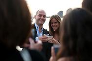 20140914 - Battery Park City, New York - Lana Greenbaum and David Saad's engagement. (Isabel Slepoy)