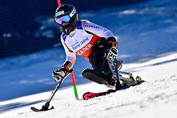 FORSTER Anna-Lena, LW12-1, GER, Slalom at the WPAS_2019 Alpine Skiing World Cup, La Molina, Spain