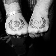 Skinhead Tattoo, Skinhead Reunion, Brighton, 2014