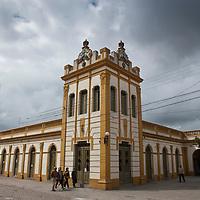 Mercado publico central, Pelotas, Rio Grande do Sul, Brasil, foto de Ze Paiva - Vista Imagens
