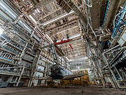 Urban Explorer Finds The Sad Remains Of The Soviet Space Shuttle Program<br />