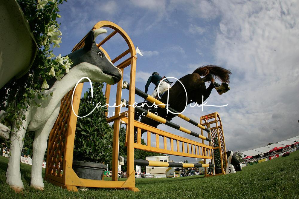 Devos Lieven (BEL) - Myra<br /> Belgisch Kampioenschap Kapellen 2009<br /> Photo &copy; Dirk Caremans