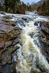 The Falls of Dochart, Killin, The Trossachs, Scotland<br /> <br /> (c) Andrew Wilson | Edinburgh Elite media