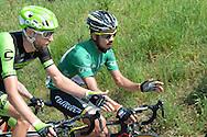 39° Giro del Trentino Melinda, 3 tappa Ala Fierozzo, 23 Aprile 2015 © foto Daniele Mosna
