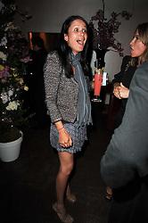 LISA MOORISH at the 3rd anniversary party of the Maddox Club, Mill Street, London on 28th April 2010.