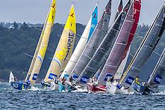 2017 The start of la Solitaire Urgo Le Figaro | Race 2