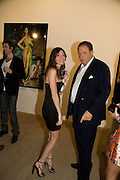VALENTINA MICCHETTI; JEAN PIGOZZI, Mario Testino: Obsessed by You -  private view<br />