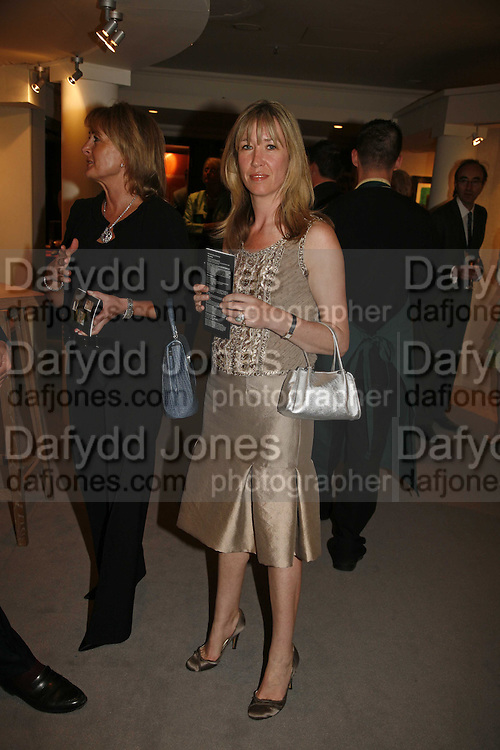 Caroline Armstrong-Jones, Gala champagne reception and dinner in aid of CLIC Sargent.  Grosvenor House Art and Antiques Fair.  Grosvenor House. Park Lane. London. 15  June 2006. ONE TIME USE ONLY - DO NOT ARCHIVE  © Copyright Photograph by Dafydd Jones 66 Stockwell Park Rd. London SW9 0DA Tel 020 7733 0108 www.dafjones.com