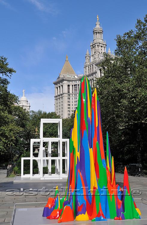 City Hall Park, New York City