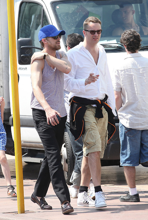 23.MAY.2011. CANNES<br /> <br /> ACTOR RYAN GOSLING OUT AND ABOUT IN CANNES, FRANCE.<br />   <br /> BYLINE: EDBIMAGEARCHIVE.COM<br /> <br /> *THIS IMAGE IS STRICTLY FOR UK NEWSPAPERS AND MAGAZINES ONLY*<br /> *FOR WORLD WIDE SALES AND WEB USE PLEASE CONTACT EDBIMAGEARCHIVE - 0208 954 5968*