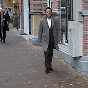NLD/Amsteram/20121024- Presentatie biografie Joop van den Ende, Frank Sanders