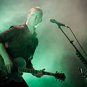 Queens of the Stone Age performing at Merriweather Post Pavilion on 07/17/2014