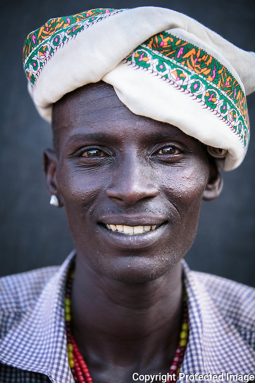 Ethiopia, Omo Valley, Hamer Tribe