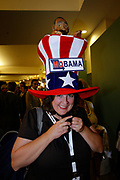 The DNC Convention in Denver will make Obama their candidate.<br /> <br /> <br /> <br /> Aimee Gromowsky from Kansas City, Missouri.