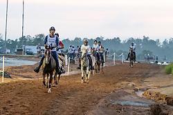 Al Maadhadi Jassin Mohammed AS, QAT, Sunit Du Colombier<br /> World Equestrian Games - Tryon 2018<br /> © Hippo Foto - Dirk Caremans<br /> 12/09/2018