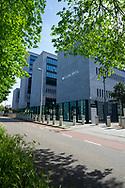Europol is het wechtshandhavingsagentschap van de Europese Unie. Hun hoofddoel is bij te dragen aan een veiliger Europa voor alle EU-burgers. Foto: Gerrit de Heus                                              The Hague. Europol headquarters. Europol is the European Union's law enforcement agency. They assist the EU Member States in their fight against serious international crime and terrorism. Photo: Gerrit de Heus