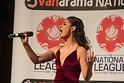 Jaina Brock during the National League Gala Awards at Celtic Manor Resort, Newport, United Kingdom on 8 June 2019.