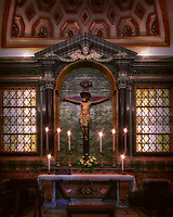 &ldquo;Crucifixion Altar of Santa Maria Maggiore in Rome&rdquo;&hellip;<br />