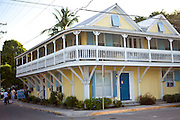 A grand Key West style home Key West, Florida.