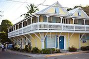 A grand Key West style home Key West, Florida.