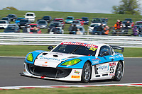 HC Motorsport #55 Ginetta G55 GT4 Stuart Middleton/William Tregurtha GT4 Silver during British GT Championship as part of the BRDC British F3/GT Championship Meeting at Oulton Park, Little Budworth, Cheshire, United Kingdom. April 15 2017. World Copyright Peter Taylor/PSP.  Copy of publication required for printed pictures.  Every used picture is fee-liable. http://archive.petertaylor-photographic.co.uk