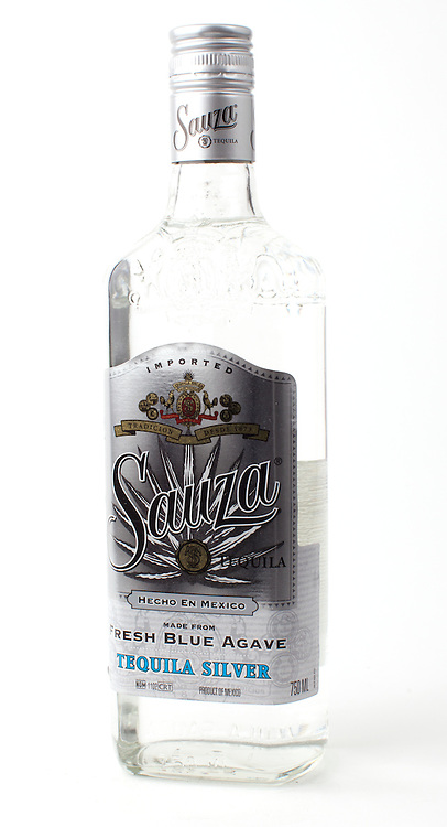 Sauza Silver -- Image originally appeared in the Tequila Matchmaker: http://tequilamatchmaker.com