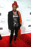 "December 6, 2012- New York, NY: Recording Artist Angelique Kidjo (Honoree) attends the ' Keep A Child Alive Black Ball "" Redux "" 2012 ' held at the Apollo Theater on December 6, 2012 in Harlem, New York City. The Benefit pays homage to Oprah Winfrey, Angelique Kidjo for their philanthropic contributions in Africa and worldwide and celebrates the power of woman and the promise of an AIDS-free Africa. (Terrence Jennings)"