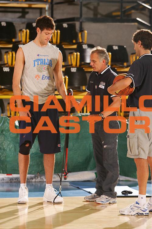 DESCRIZIONE : Bormio Raduno Collegiale Nazionale Maschile Preparazione Fisica  <br /> GIOCATORE : Angelo Gigli Giovanni Bendetto Luigino Sepulcri <br /> SQUADRA : Nazionale Italia Uomini <br /> EVENTO : Raduno Collegiale Nazionale Maschile <br /> GARA : <br /> DATA : 25/07/2008 <br /> CATEGORIA : Allenamento <br /> SPORT : Pallacanestro <br /> AUTORE : Agenzia Ciamillo-Castoria/S.Silvestri <br /> Galleria : Fip Nazionali 2008 <br /> Fotonotizia : Bormio Raduno Collegiale Nazionale Maschile Preparazione Fisica <br /> Predefinita :