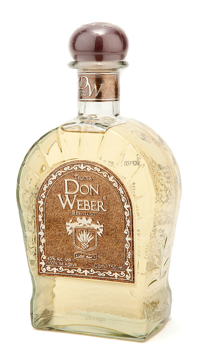 Tequila Don Weber Reposado -- Image originally appeared in the Tequila Matchmaker: http://tequilamatchmaker.com