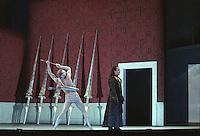 "Royal Opera in ""Orlando"""