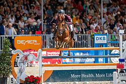 STIEBORSKY Pia (GER), Chester 341<br /> Münster - Turnier der Sieger 2019<br /> Preis der PROVINZIAL VERSICHERUNG<br /> Junioren-Förderpreis 2019<br /> 03. August 2019<br /> © www.sportfotos-lafrentz.de/Stefan Lafrentz