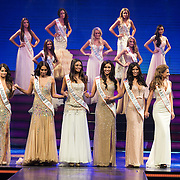 NLD/Hilversum/20131208 - Miss Nederland finale 2013, Alle deelnemende missen