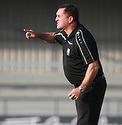 Barnet Manager Martin Allen during the Sky Bet League 2 match between Barnet and Exeter City at The Hive Stadium, London, England on 31 October 2015. Photo by Bennett Dean.