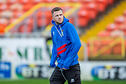 Liam Polworth (#7) of Inverness Caledonian Thistle FC before the William Hill Scottish Cup quarter final match between Dundee United and Inverness CT at Tannadice Park, Dundee, Scotland on 3 March 2019.