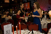 JULIA PHELPS; LUCY COUNTER, The 30th White Knights charity  Ball.  Grosvenor House Hotel. Park Lane. London. 10 January 2009 *** Local Caption *** -DO NOT ARCHIVE-&copy; Copyright Photograph by Dafydd Jones. 248 Clapham Rd. London SW9 0PZ. Tel 0207 820 0771. www.dafjones.com.<br /> JULIA PHELPS; LUCY COUNTER, The 30th White Knights charity  Ball.  Grosvenor House Hotel. Park Lane. London. 10 January 2009