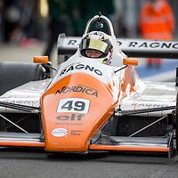 #49, Arrows A5 (1982), Neil Glover (GB), Silverstone Classic 2015, FIA Masters Historic Formula One. 25.07.2015. Silverstone, England, U.K.  Silverstone Classic 2015.