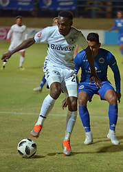 The ABSA Premiership match that took place at the Bidvest Wits stadium on Saturday night between Bidvest  Wits F.C.   Wits Mxolisi Macuphu 28<br /> Picture: Timothy Bernard African News Agency/ANA