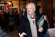 David Jason;  , Press night of Cirque du Soleil's new show 'Totem' at The Royal Albert Hall.  London. January 5, 2011<br /> <br /> -DO NOT ARCHIVE-© Copyright Photograph by Dafydd Jones. 248 Clapham Rd. London SW9 0PZ. Tel 0207 820 0771. www.dafjones.com.