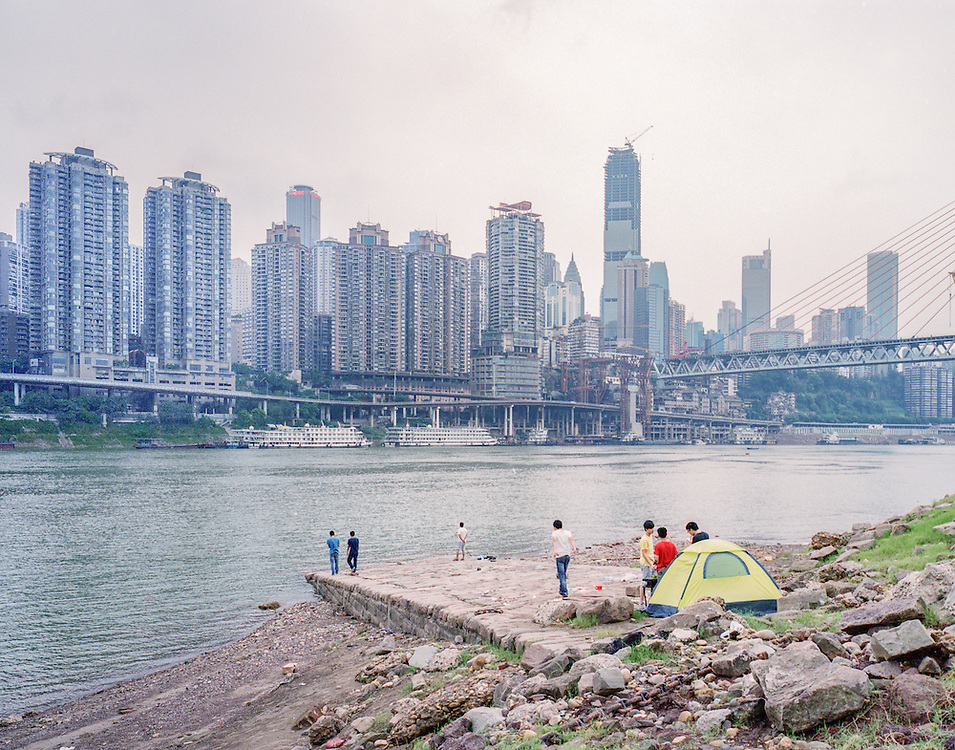 Lost in Chongqing