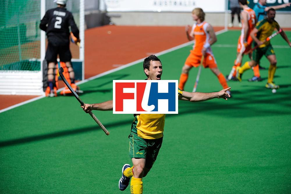 2009 CT Men- Australia v.Netherlands