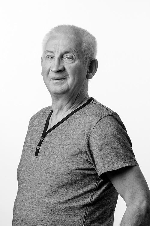 Denis Valntine, Army - 4 Royal Tank Regiment, Trooper, Clerk/AFV432 Driver, 1965-1980, Op Banner, UNFICYP.  Dennis' sight was damaged due to a service related accident and is registered Blind.  He regularly attends the Scottish War Blinded centre.