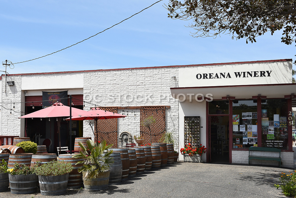 Oreana Winery Eclectic Winery and Tasting Room