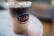 Iced Vietnamese Coffee (Cà Phê Sữa Dá) at Bambu Hilldale in Madison, WI on Monday, May 13, 2019.