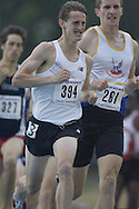 Taylor, Milne\ competing in the qualifying round of the senior men's 1500m at the 2007 OTFA Junior-Senior Championships held in Ottawa from 30 June to July 1.