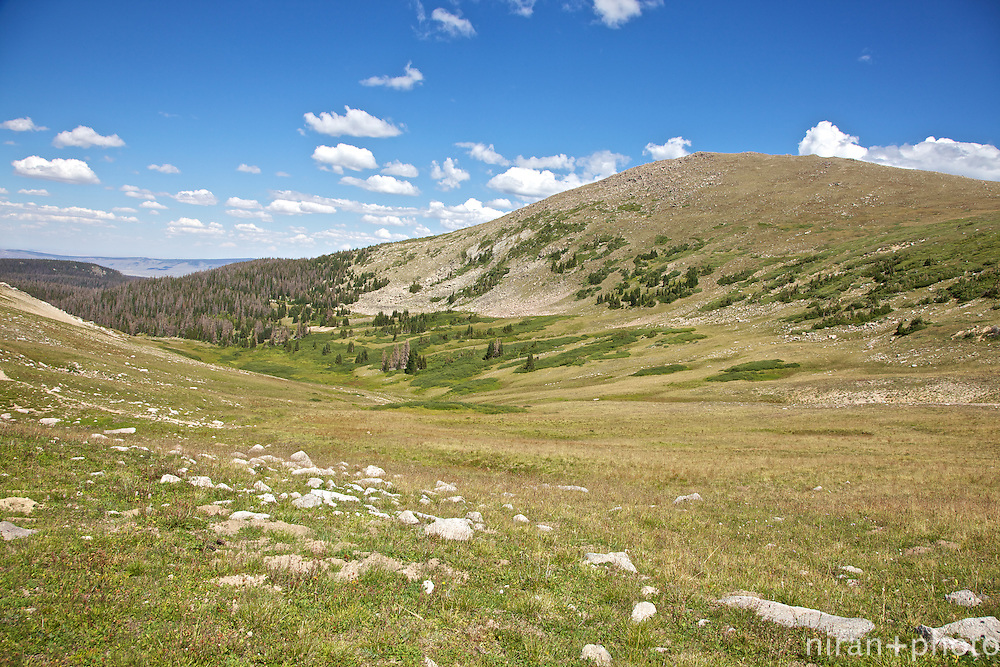 Rawah Wilderness, Roosevelt National Forest, Colorado